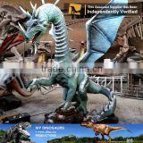 MY Dino-C083 Outdoor playground display high quality dragon statues