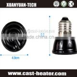 220V 75W ceramic heater bulbs for pet warming