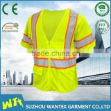 EN 20471 safety working vest road vest wholesale reflective bulletproof vest safety tactical vest