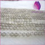 wholesale natural high quality grey agate gemstone beads