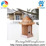 Outdoor Ultrasonic Dog Silencer Stopper Bark Control , Anti Barking Device