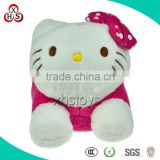 Best Made Funny Cute OEM Cartoon Hello Kitty Doll For Sale