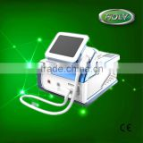 Profession 808nm Diode 1-800ms Back / Whisker Hair Removal Laser Portable 10.4 Inch Screen