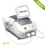 Q Switched Laser Machine IE-11 Spiritlaser Ipl Shr Hair Removal Machine Q Switch Nd Yag Laser Machine Brown Age Spots Removal