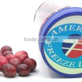 Freeze Dried Crunchy Cranberry Whole - Emergency Survival Dried Food