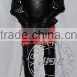 Knight Black Full body armour suit, Medieval Suit of Armor, Full Body Armor