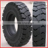 tires car for Forklift Tyres Prices of Forklift Spare Parts Factory Price 3.5t forklift truck tire 7.00-15, solid tire