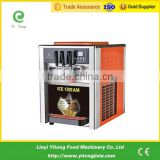 CE industrial electric fried ice cream cone making machine for sale