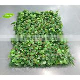 BOX025-1GNW Boxwood artificial grass flower mat as decoration panel for garden and home decoration