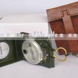 Original 80 style lensatic compass of army compass or military compass standard