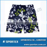 Decorative Pattern Mens All- over Men Beach Shorts MZ0017