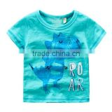 Fashion Short Sleeves Children T-shirt, Boy T-shirt