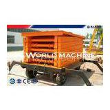 300kg 500kg 1000kg Truck Mounted hydraulic platform lift for outdoor 4 -16m