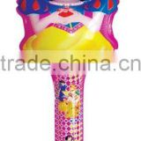Design panda shaped inflatable cheering stick