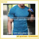 Modern design gym shirts training clothing for factory use