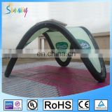 2016 outdoor factory price dome inflatable tent canopy/inflatable Shade tents/inflatable air tent camping for sale
