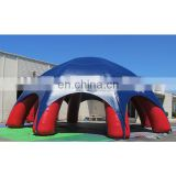 pvc inflatable spider tent inflatable advertising tent for outdoor