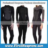Light Weight Comfortable CR Lycra Neoprene Womens Wetsuit