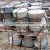 Popular design old millstones for outdoor decorative