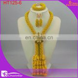 high quality african beads jewelry set HT125-6