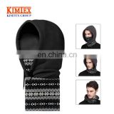Fleece Full Face Cap Hat Neck Warmer Face Mask Balaclava Hat