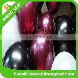 Best selling of colorful custom latex non free balloons