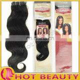 Hot beauty human braiding hair hair extension human hair packaging