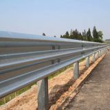 highway guardrail guardrail Prevention of screw post Waveform guardrail  Highway guardrail