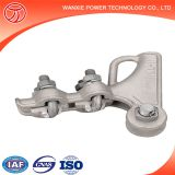 Wanxie NLL-1S gun type clamp aluminum alloy strain clamp aluminum wire clamp