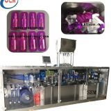 plastic ampoule garlic sauce packing machine,monodose machine bottle plastic tube filling and sealing machine