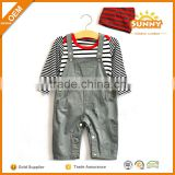 Boutique Childrens Clothes 100% Organic Baby Clothes Wholesale Price