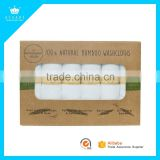 Bamboo Softtextile Baby Washcloths, Baby Face Towel with Customized Size with Customized Package