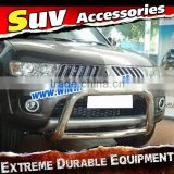 suv parts mitsubishi pajero sport nudge bar 2011+