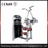 professional design commercial fitness equipment/lat pulldown /tz-6008