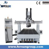 China best 4D cnc router for wood kitchen cabinet door/4 axis wood machine