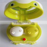 cute contact lens cleaning case kit
