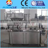 Pneumatic Piston Pump Sauce Filling Machine/Semi-Fluid Material Filling Machine Price(+8618503862093)