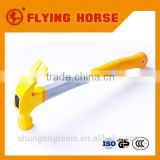 Beautiful and practical wear resistant fiber claw hammer handle / Heat treatment of the hammer