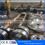 China Mining Industry Used On Rail Transfer Trolley Wheel Mine Car Wheel