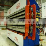 YLT Precured Tread Rubber Curing Press