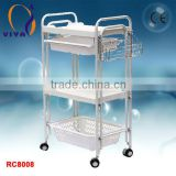 RC8008 Best hotel housekeeping maid cart trolley