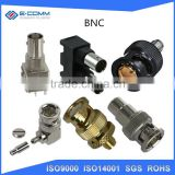 RF connectors BNC/F/N/SMA/TNC/UHF connectors for PCB mount or Coaxial Cable BNC connectors