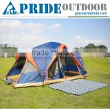 Military Waterproof Family Camping Portable Canopy Cheap House Extra Large Camping Wholesale Tents