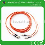 Low Insertion Loss Telecom Level fiber patch cord