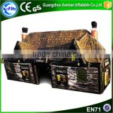Hot sale serving,drink bar inflatable bar for party