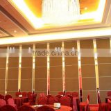 china manufacturer aluminium folding partition and acoustic folding partition for restaurant