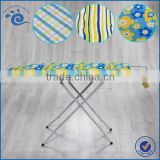 China Supplier Large Space Metal Tube Ironing Board Hotel Home Office Use Wood Ironing Table Heavy Duty