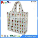 Promotional High Quality 115gsm Foldable Shopping Bag PP Woven Shopping Bag
