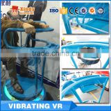 2016 Spring Canton fair Amazing Entertainment Electrical 9D VR vibrating