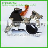 high quality custom motorcycle clutch and brake handle lever spare parts